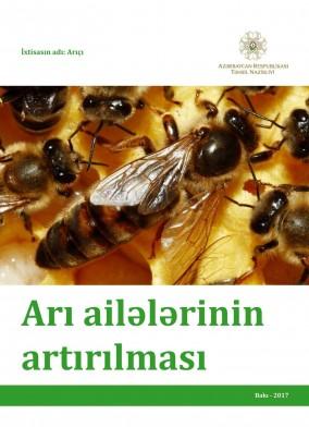 Arı ailələrinin artırılması