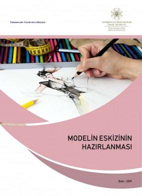 Modelin eskizinin hazırlanması