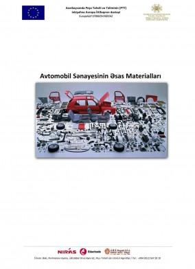 Avtomobil sənayesinin əsas materialları
