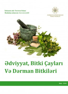 Ədviyyat, bitki çayları və dərman bitkiləri
