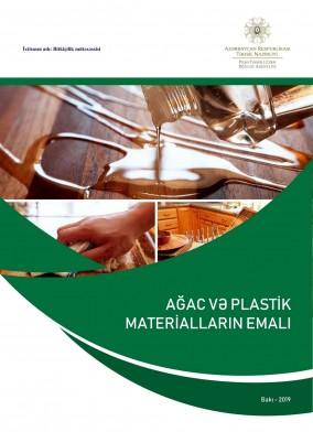 Ağac və plastik materialların emalı